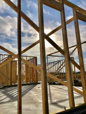 The sun is shining on new home growth throughout Harlingen.