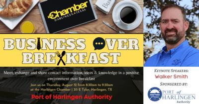 Business Over Breakfast Robinson