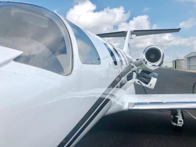 The Mid-Valley Airport is adding hangars and spaces for corporate jet travelers.