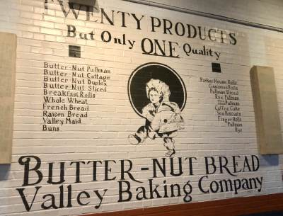 Valley Baking Company opened in 1930 and featured many products made at its Harlingen bakery.