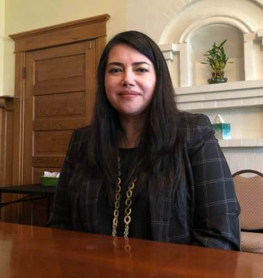Constanza Miner is Brownsville's retail and development manager. She works with business prospects who show interest in locating or expanding operations in the city.