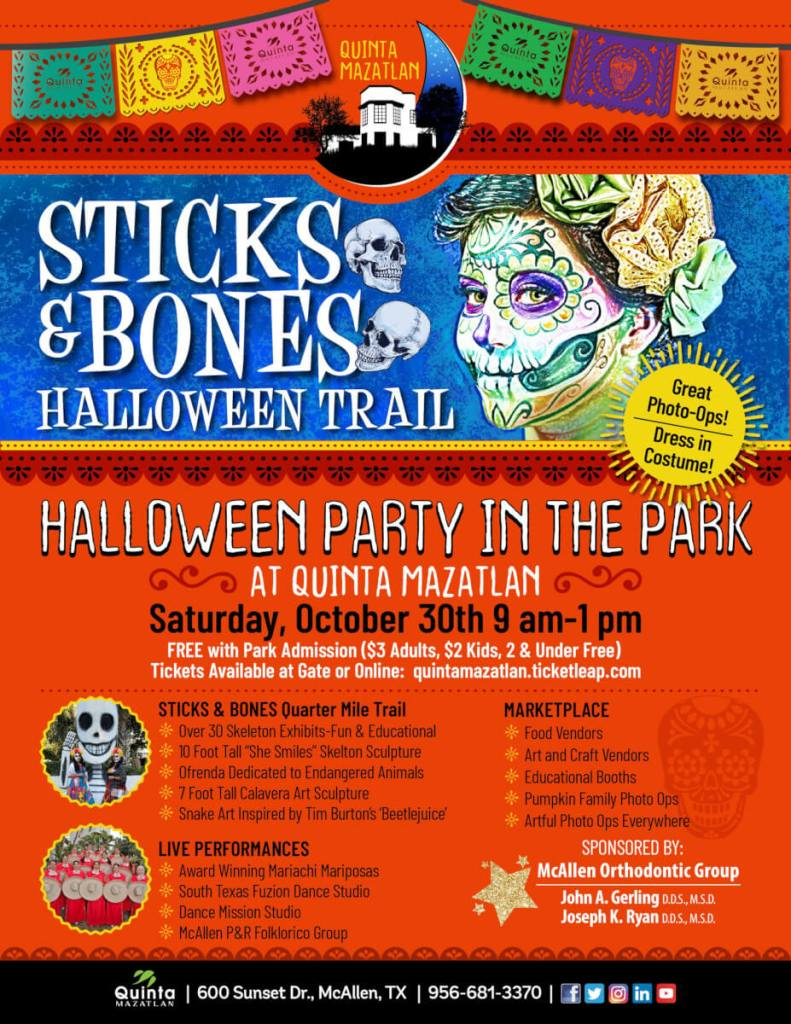 Halloween Party in the Park