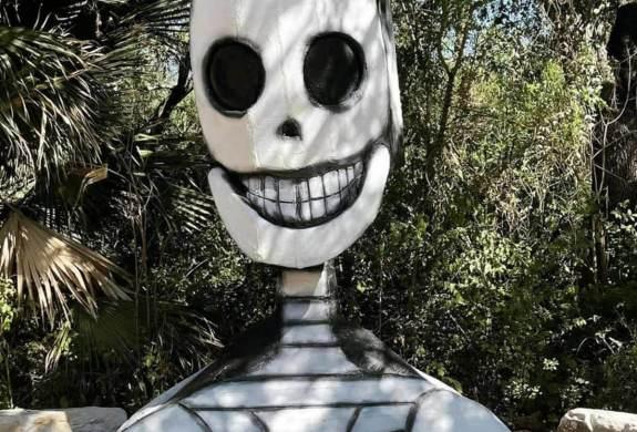 Quinta Mazatlán World Birding Center's Sticks and Bones Trail