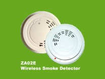 Z-a02e-ZA02E Wireless Smoke Detector