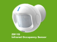 Zb11d-ZB11D Infrared Occupancy Sensor