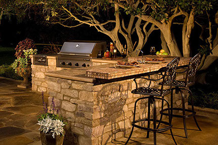 outdoor kitchen akron oh valley city