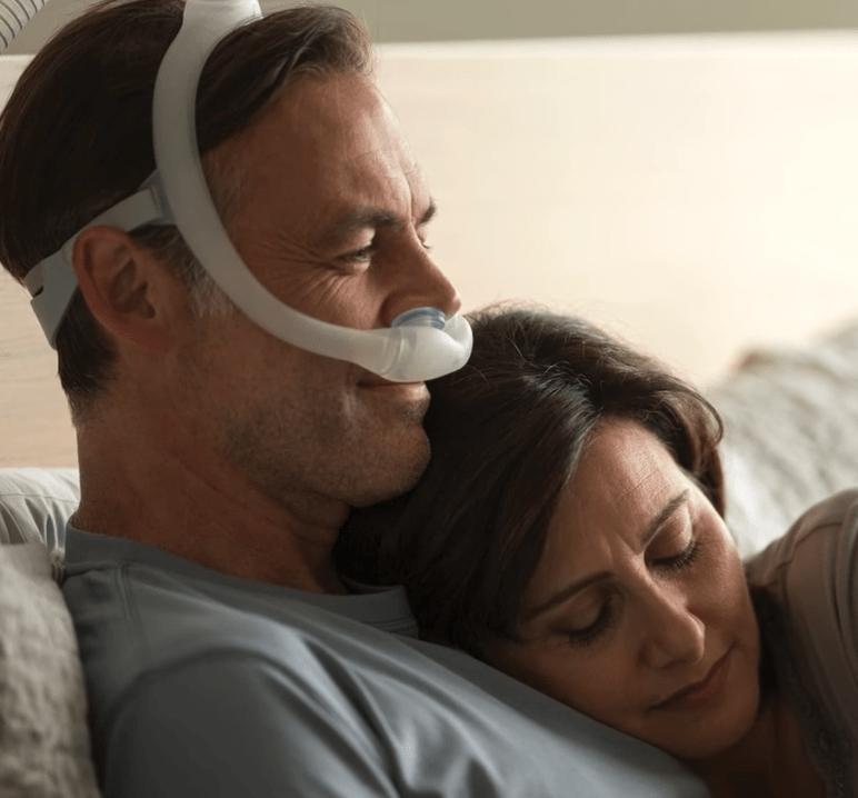 build your respironics dreamwear nasal gel pillow mask