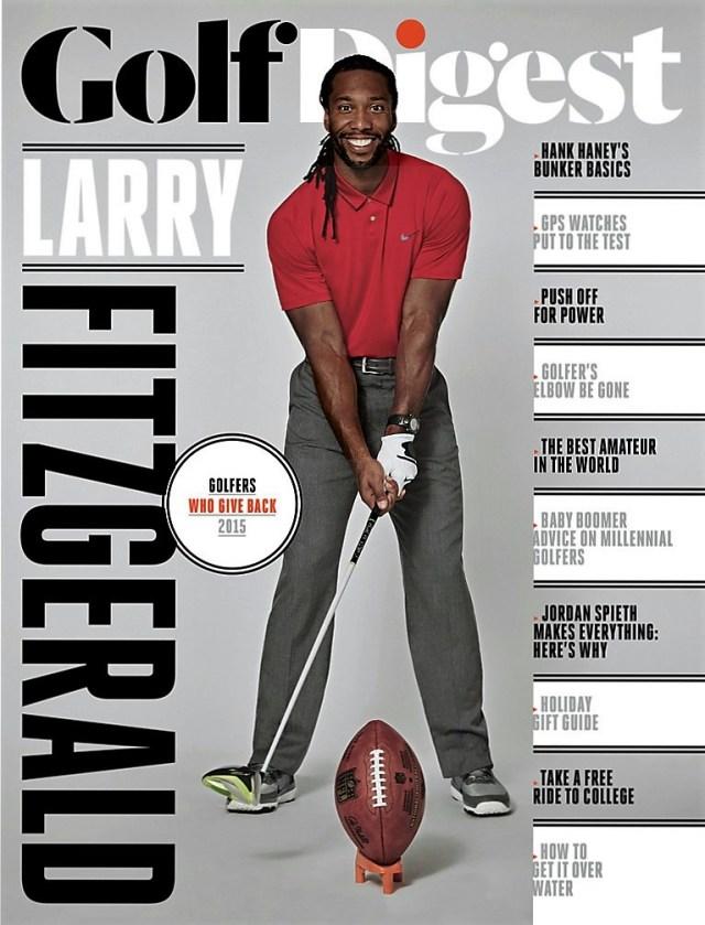 Golf-Digest-2015-12-Cover-Larry-Fitzgerald