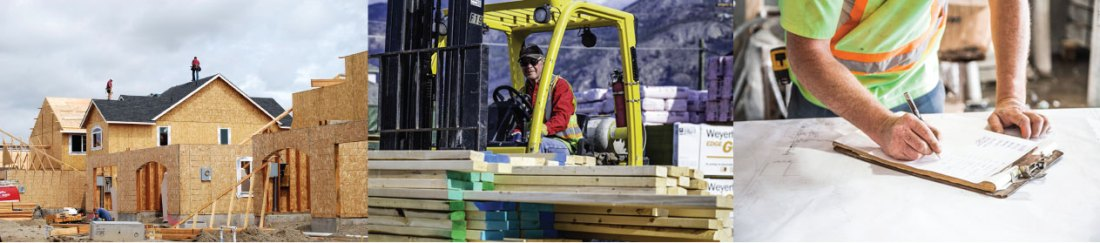 Construction and building supplies contact in Olds.