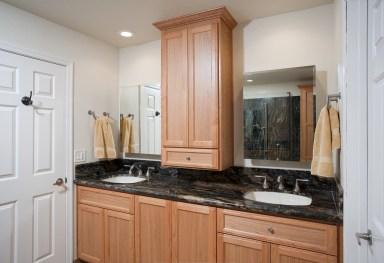 San Jose Master Bathroom Double Vanity (W-QC) (2)