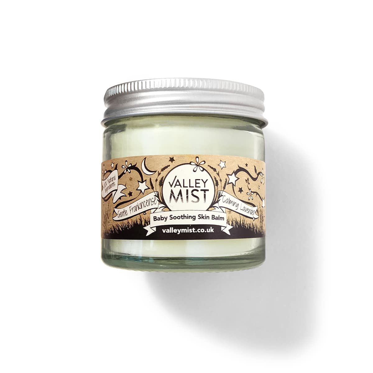 soothing skin balm valley mist