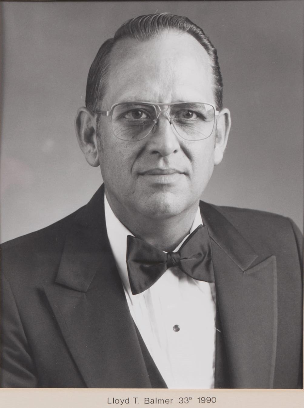 Lloyd T Balmer