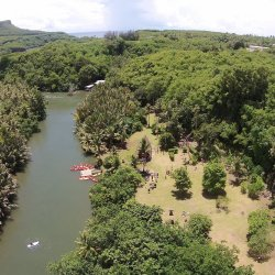 The Valley of the Latte Adventure Park on the island of Guam. Guam's premier eco-adventure destination with tours, hiking, fishing, paddle boarding, surfing, fresh produce, botanical gardens, etc.