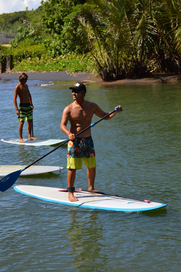 Guam, Things to do, Valley of the Latte, Tours, Activities, Stand Up Paddle Boarding