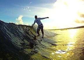 Surfing Valley of the Latte Adventure Park Guam