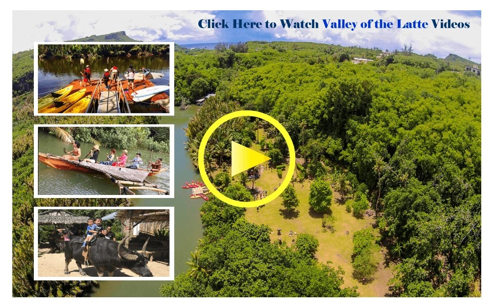 Valley of the Latte Guam Video, Tours, Things To Do, Adventure, Culture, Heritage