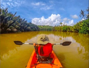 The Valley of the Latte, Guam tours, Adventure Kayaking