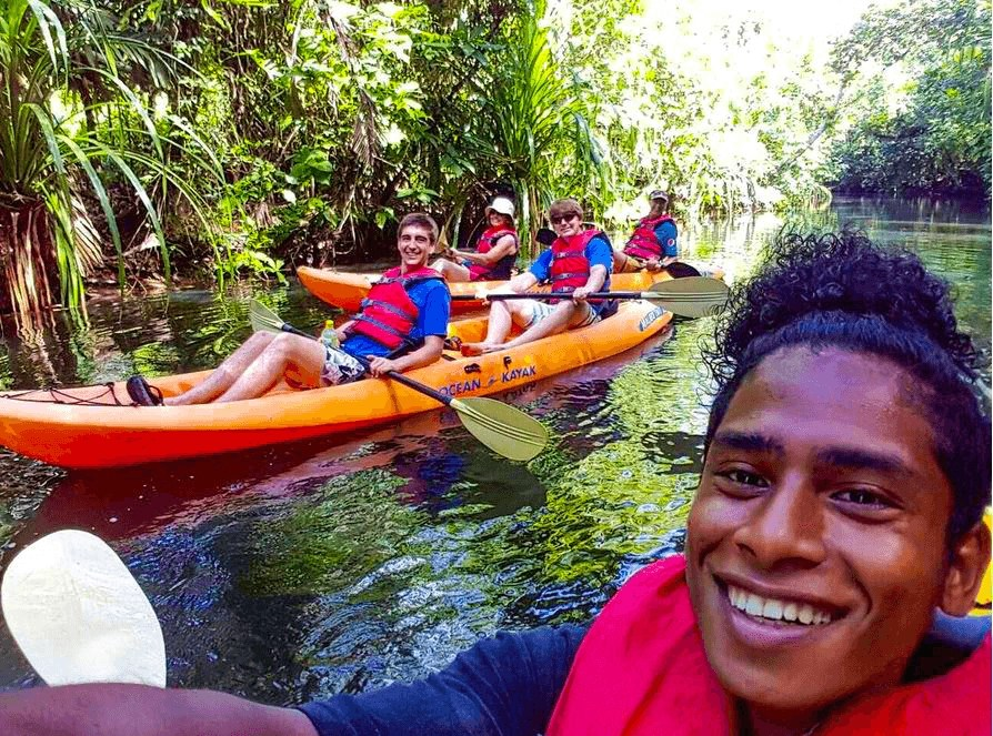 Valley of the Latte, Guam, Things to Do on Guam, Adventure Kayaking