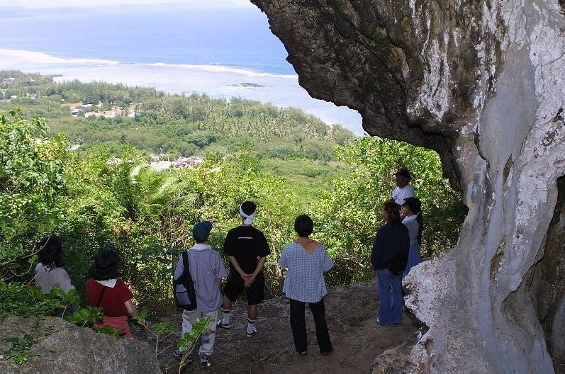 Jungle Hiking Adventure Tour, Guam, Tours, Activities