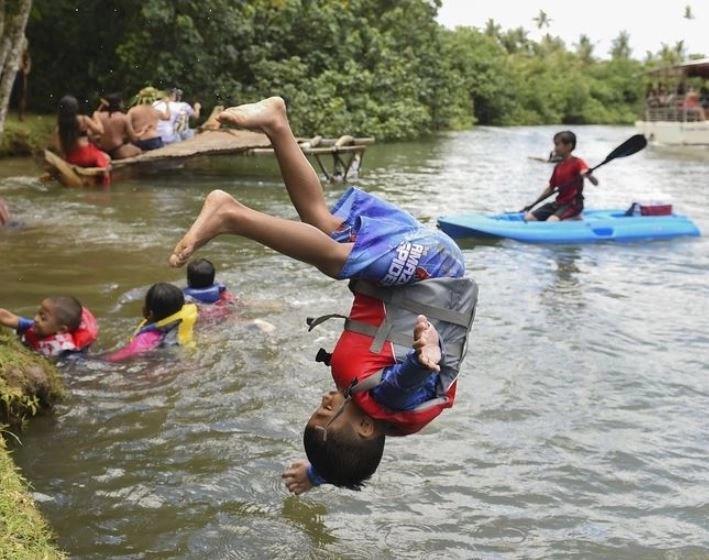 Valley of the Latte River Festival II, Guam, Tours, Activities, Festival