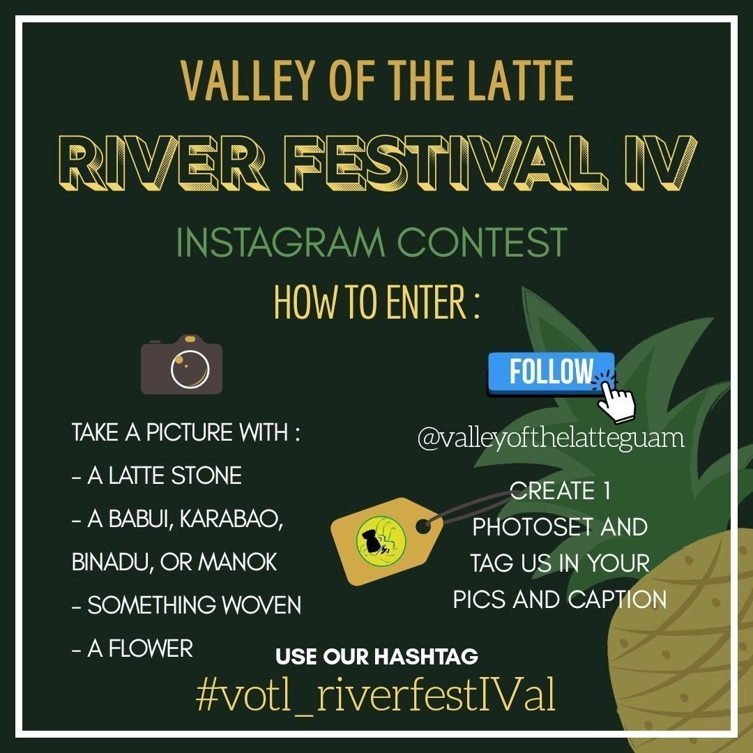 Valley of the Latte Guam River Fest IV 30th Anniversary of the Adventure River Cruise