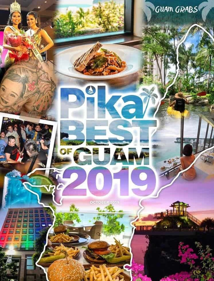 Pika Best of Guam 2019: Island Pride Category: Guam's Best Tourist Spot