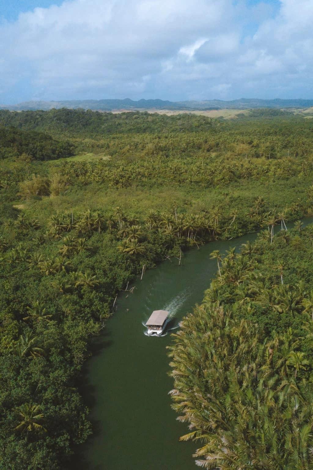 Guam's Best Tour Adventure River Cruise