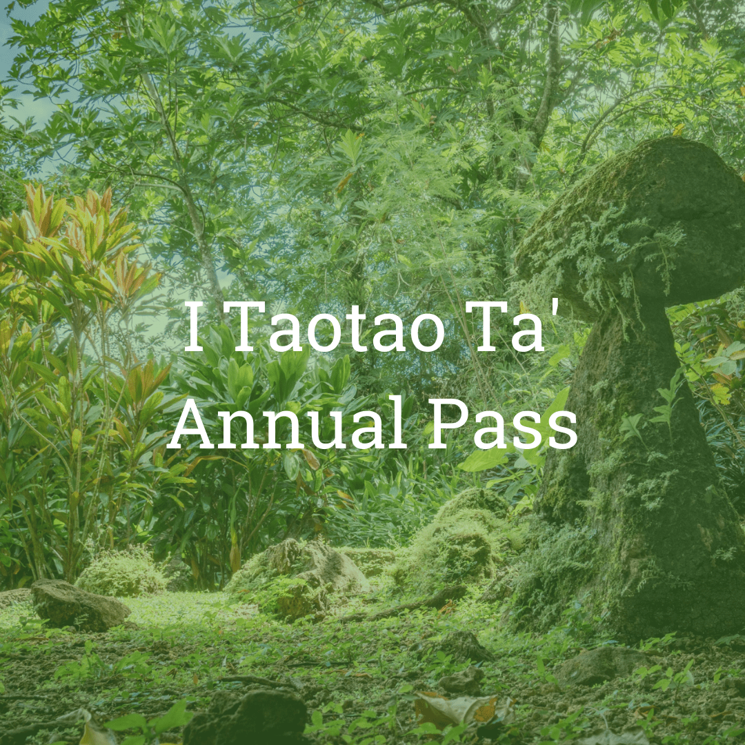 Individual Valley of the Latte Guam Cultural Park Annual Pass Membership