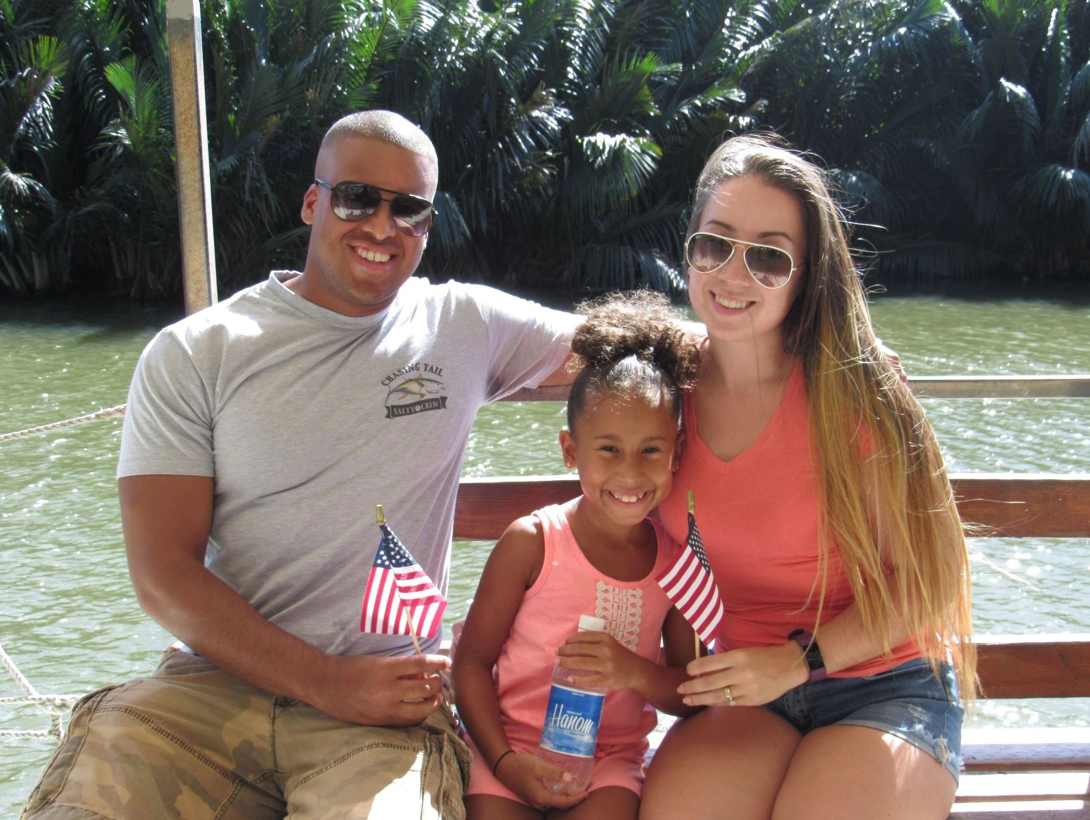 Veteran and Military appreciation at Guam's #1 Outdoor Cultural Adventure Experience
