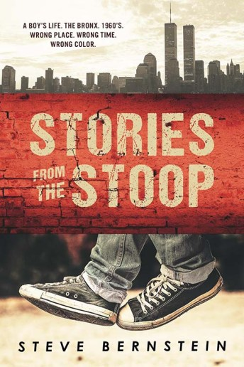 Steve Bernstein - Stories from the Stoop cover.