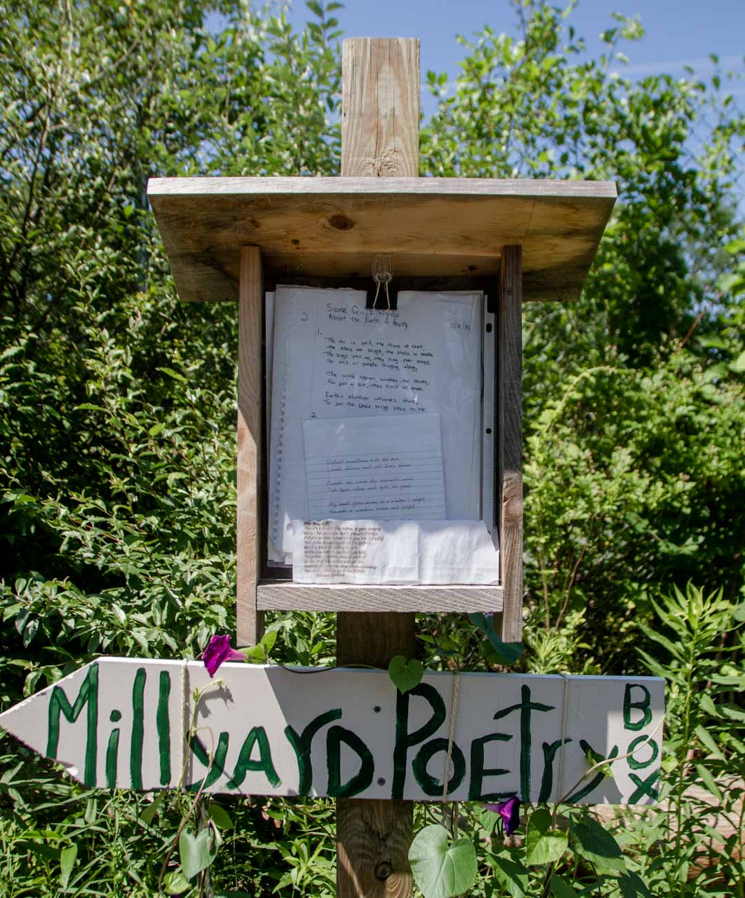 The Millyard Poetry Box
