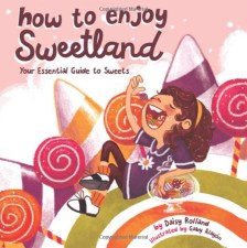 How to Enjoy Sweets Cover - Daisy Rolland