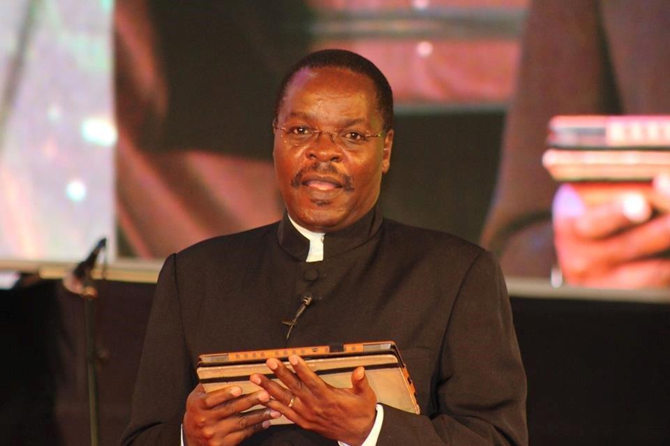 Bishop David Oginde