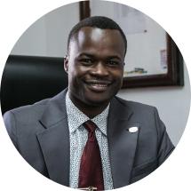 Pastor Steve James