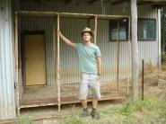 Rafael - Organising the shed