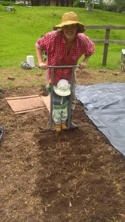 Little garden helper!