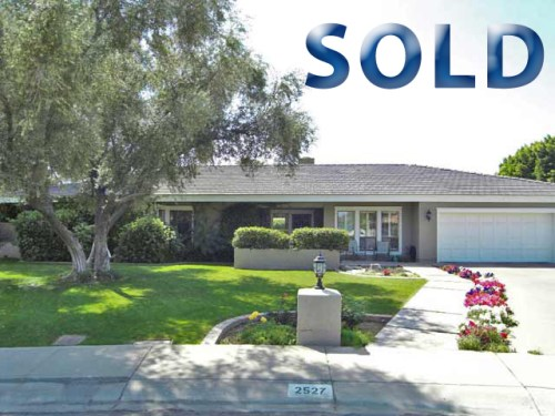 2527 S. Mrytle, Tempe AZ sold by Metro Phoenix Homes