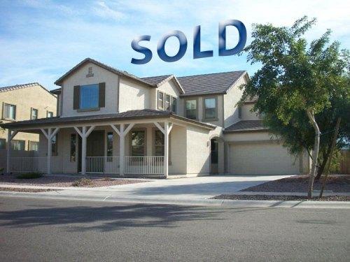 3293 E. Blue Ridge Way sold by Metro Phoenix Homes