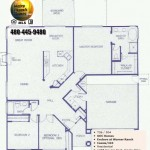 Image of Warner Ranch Tempe floor plans: model Casia 310