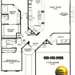 Image of Warner Ranch Tempe floor plans: model 2020