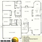 Image of Warner Ranch Tempe floor plans: model Plaza 550