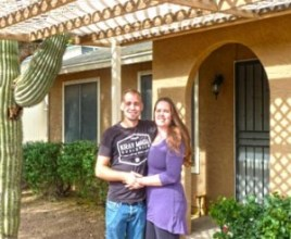Homebuyers South recommending Ron and Kristina as Phoenix realtors