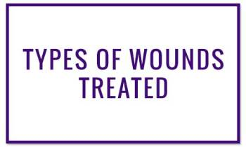 Types of Wound Treatments