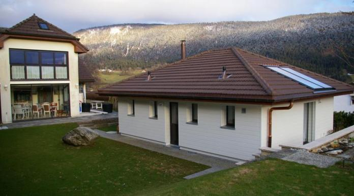 BnB Villa Moncalme, Travers, Val-de-Travers