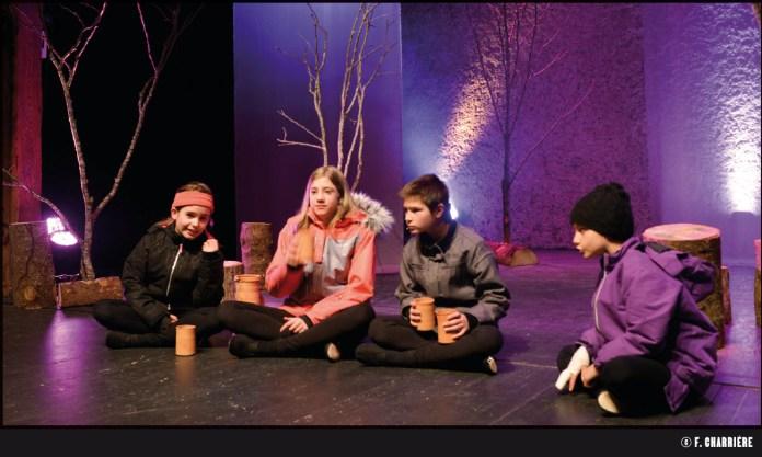 Atelier théâtre aux Mascarons