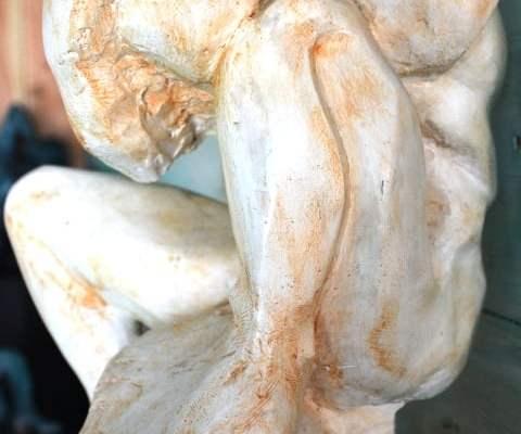sculpture en Ardeche