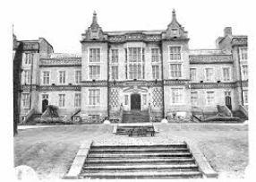 Victorian Era Asylum