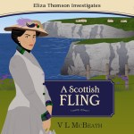 A Scottish Fling Audio book cover