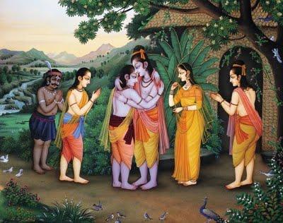 bharata meets rama 2