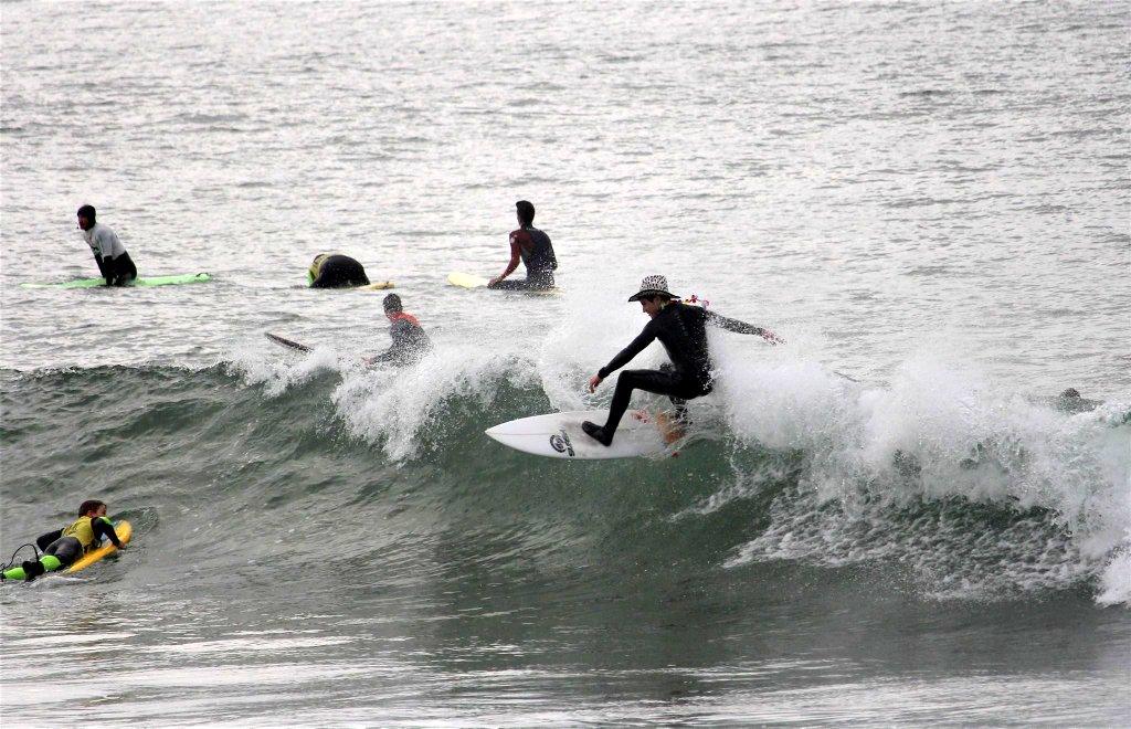 CARNAVAL SURFERO EN PATOS
